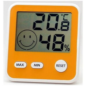 エンペックス TD-8414 おうちルームデジタルmidi温度・湿度計気象計