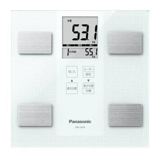 パナソニック EW-FA24-W 体組成バランス計 ホワイト
