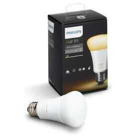 【ポイント10倍!】フィリップス PE47916L LED電球「Hue(ヒュー)ホワイトグラデーション」(全光束800lm/口金E26)