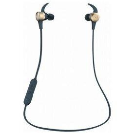 イヤホン オプトマ ワイヤレス Bluetooth APBELIVE5-GD Nu Force BE Live5 Bluetoothイヤホン ゴールド