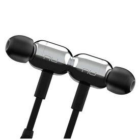 イヤホン オプトマ ワイヤレス Bluetooth APBELIVE2-BK Nu Force BE Live2 Bluetoothイヤホン シルバー
