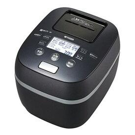 【ポイント10倍!】タイガー JPJ-A060 KS 土鍋圧力IH炊飯ジャー 炊きたて 3.5合炊き シルキーブラック
