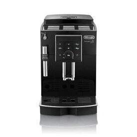 デロンギ ECAM23120BN コンパクト全自動エスプレッソマシン 「マグニフィカS」 ブラック コーヒーメーカー