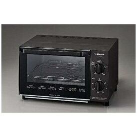 象印 EQ-AG22-BA オーブントースター 「こんがり倶楽部」 1000W ブラック オーブントースター