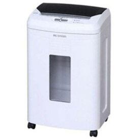 アイリスオーヤマ AFS100C オートフィードクロスカットシュレッダー (A4サイズ/CD・DVD・カードカット対応) ホワイト