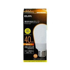 ELPA EFA10EL/7-A042 電球形蛍光灯A形 40W形