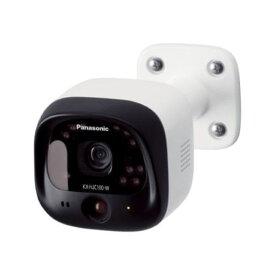 【ポイント10倍!】パナソニック KX-HJC100-W ホームネットワークシステム 「スマ@ホーム システム」 屋外カメラ ホワイト