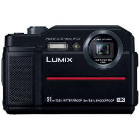 【ポイント10倍!6月18日(火)9:59まで】パナソニック DC-FT7-K コンパクトデジタルカメラ LUMIX(ルミックス) ブラック