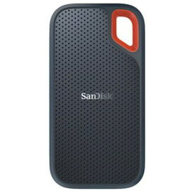 サンディスク エクストリーム ポータブルSSD500GB SDSSDE60-500G-J25 / 3年保証 / PS4メーカー動作確認済