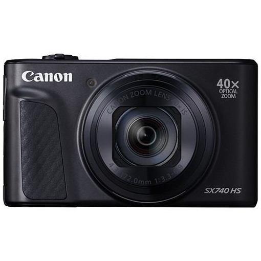 【ポイント5倍!3月23日(土)00:00〜3月26日(火)01:59】キヤノン PSSX740HSBK コンパクトデジタルカメラ PowerShot(パワーショット) SX740 HS(ブラック)
