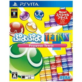 ぷよぷよテトリス スペシャルプライス PS Vita