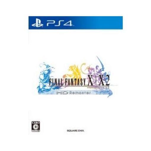 【ポイント10倍!4/22(月)20:00〜4/26(金)01:59まで】PS4 FINAL FANTASY X/X-2 HD Remaster