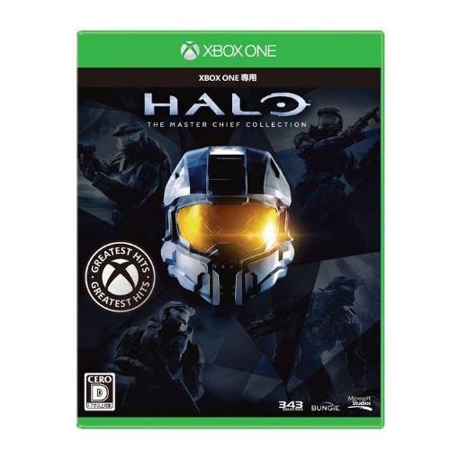 【ポイント10倍!5月25日(土)0:00〜5月28日(火)9:59まで】Halo: The Master Chief Collection Greatest Hits XboxOne