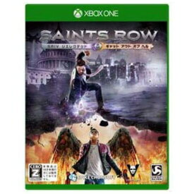 Xbox One セインツロウ IV リエレクテッド
