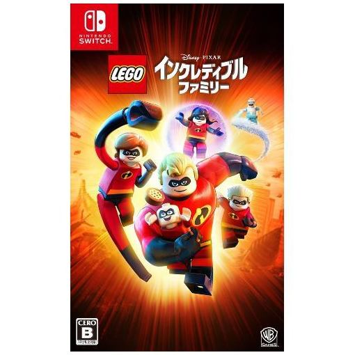 レゴ(R) インクレディブル・ファミリー Nintendo Switch版 HAC-P-AH3EC