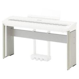 カワイ HM-4USW ES7・ES8専用電子ピアノスタンド (スノーホワイト)