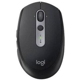 マウス ロジクール 無線 ワイヤレス Logicool M590GT 7ボタン グラファイトトーナル Bluetooth 2.4GHz USB MULTI-DEVICE サイレントマウス