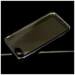 RASTA BANANA(ラスタバナナ) 3454IP7SA iPhone8/7 ケースカバー ソフト TPU サイドメッキ ブラック