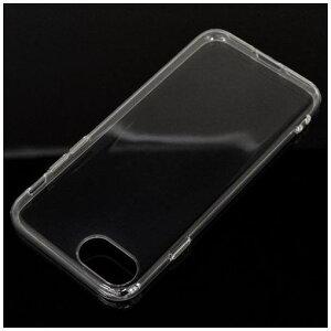 RASTA BANANA(ラスタバナナ) 3542IP7SA iPhone8/7 ケースカバー ソフト TPU 厚め1.2mm クリア