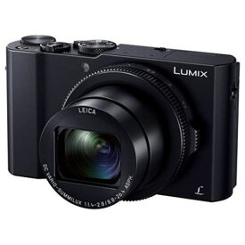 【ポイント10倍!10月15日(火)0:00〜23:59まで】パナソニック DMC-LX9-K LUMIX(ルミックス) コンパクトデジタルカメラ