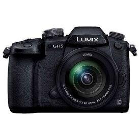 【ポイント2倍!3月29日(日)00:00〜】パナソニック DC-GH5M-K デジタル一眼カメラ「GH5」標準ズームレンズキット