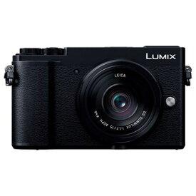 【ポイント10倍!3月29日(日)00:00〜】パナソニック DC-GX7MK3L-K デジタル一眼カメラ「LUMIX GX7 MarkIII」単焦点ライカDGレンズキット ブラック