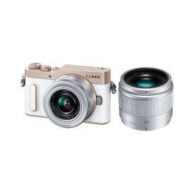 【ポイント2倍!3月29日(日)00:00〜】パナソニック DC-GF10W-W デジタル一眼カメラ 「LUMIX DC-GF10」 ダブルレンズキット ホワイト