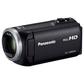 パナソニック HC-V480MS-K デジタルハイビジョンビデオカメラ ブラック