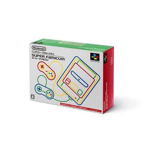 任天堂 CLV-S-SHVF ニンテンドークラシックミニ スーパーファミコン
