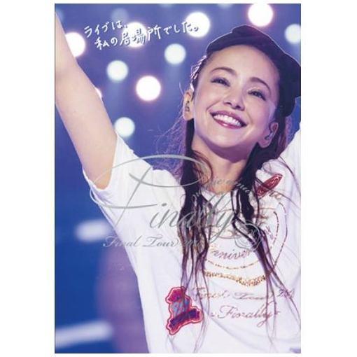 <DVD> 安室奈美恵 / namie amuro Final Tour 2018 〜Finally〜 (東京ドーム最終公演+25周年沖縄ライブ)(通常盤)