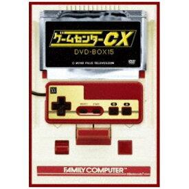 【ポイント10倍!7月19日(金)20:00〜】<DVD> ゲームセンターCX DVD-BOX15