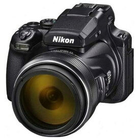 【ポイント10倍!】ニコン COOLPIXP1000 デジタルカメラ COOLPIX(クールピクス) P1000(ブラック)