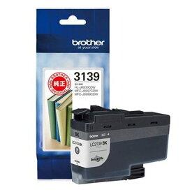 ブラザー LC3139BK インクカートリッジ ブラック
