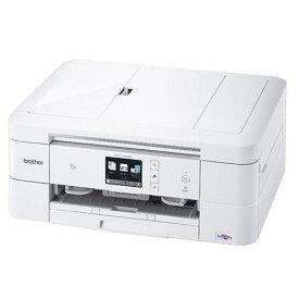 【ポイント10倍!】ブラザー DCP-J978N-W A4インクジェットプリンター PRIVIO「プリビオ」