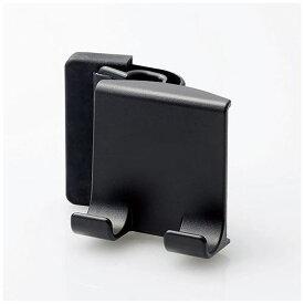 【ポイント10倍!】エレコム P-DSCLPDBK スマートフォン用 ディスプレイクリップスタンド ブラック