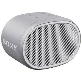 【ポイント10倍!】ソニー SRS-XB01WC 重低音ワイヤレススピーカー W