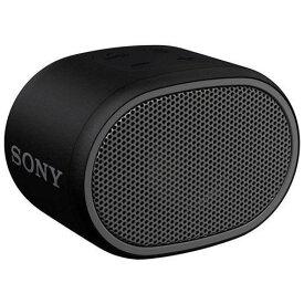【ポイント10倍!】ソニー SRS-XB01BC 重低音ワイヤレススピーカー B