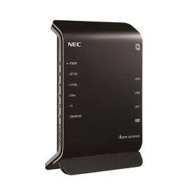 NEC PA-WG1200HS3 無線LANルータ Aterm
