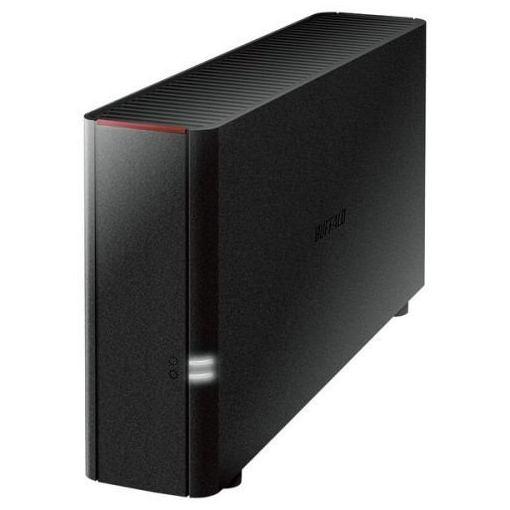 バッファロー LS210D0201G リンクステーション ネットワーク対応 外付けハードディスク 2TB