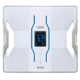 【ポイント10倍!】タニタ RD-909-WH 体組成計 インナースキャンデュアル ホワイト