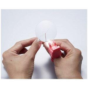 旭電機化成 AYL-02PK LED付ゆびさきのルーペ ピンク