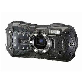 リコー WG-60BK デジタルカメラ「RICOH WG-60」(ブラック)