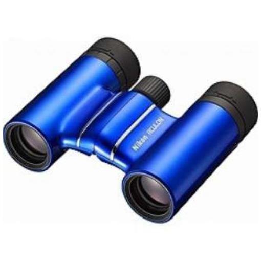 【ポイント10倍!5月11日(土)00:00〜5月21日(火)1:59まで】ニコン 8倍双眼鏡 「アキュロン T01(ACULON T01)」(ブルー)