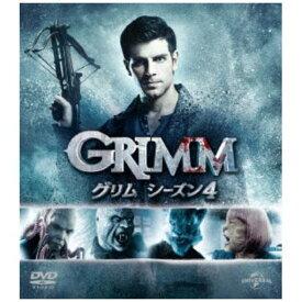 【DVD】GRIMM/グリム シーズン4 バリューパック