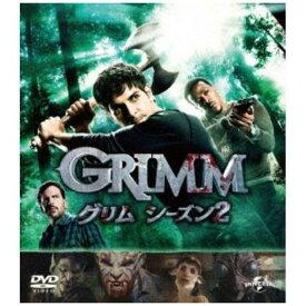 【DVD】GRIMM/グリム シーズン2 バリューパック