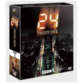【DVD】24-TWENTY FOUR-シーズン1 SEASONSコンパクト・ボックス