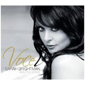 【CD】サラ・ブライトマン / 感動のヴォーチェ〜サラ・ブライトマン・ビューティフル・ソングス〜