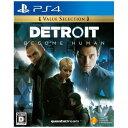 【ポイント10倍!】Detroit: Become Human Value Selection PS4 PCJS-66033