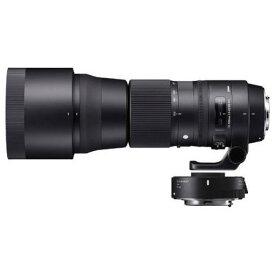 【ポイント10倍!6月26日(水)1:59まで】シグマ 交換用レンズ 150-600mm F5-6.3 DG OS HSM Contemporary テレコンバーターキット ニコンFマウント