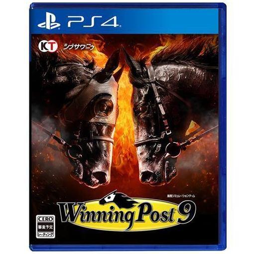 Winning Post 9 PS4 PLJM-16387